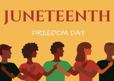 Juneteenth: A day of reflection and action